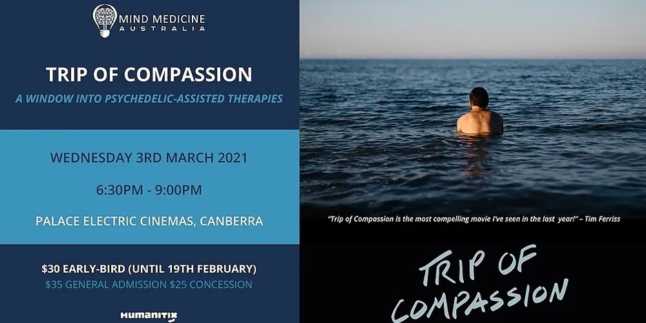 Trip of Compassion: A Window Into Psychedelic-Assisted Therapies